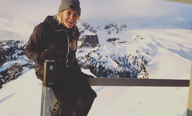 Pro Skier Lexi duPont On The Next Big Hot Spot In The Ski World
