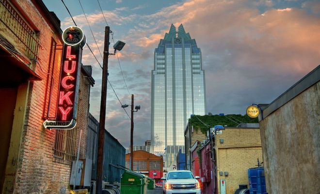 Austin SXSW: Eat Like A Texan
