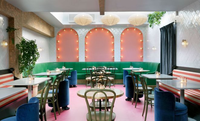 8 Instagrammable London Cafés and Cocktail Bars