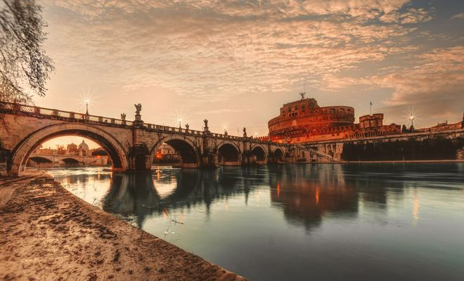The City Dweller's Guide To Rome