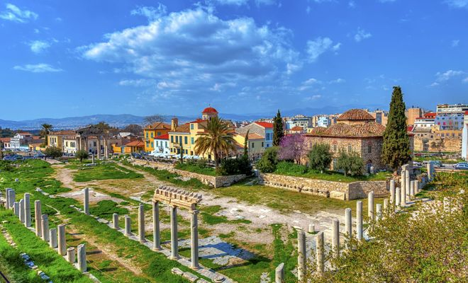 5 Intellectual Things To Do In Athens