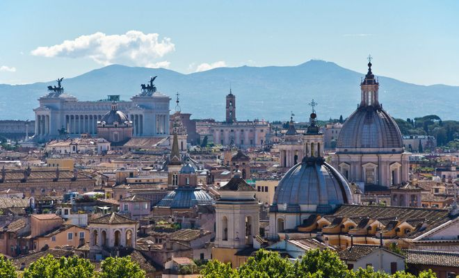 7 Must Visit Spots In Rome
